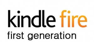 kindle fire first generation