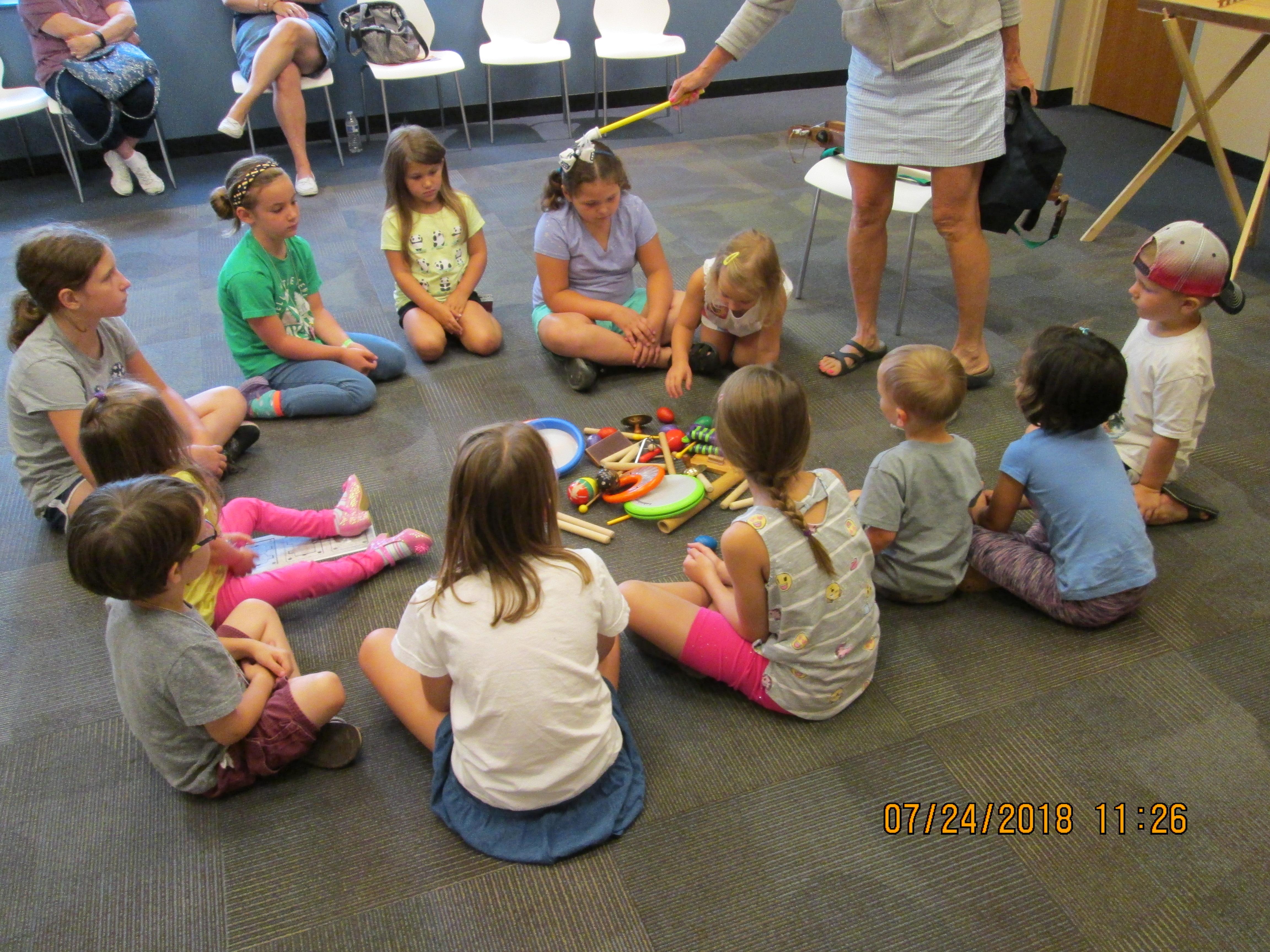 Children's Dulcimer Workshop
