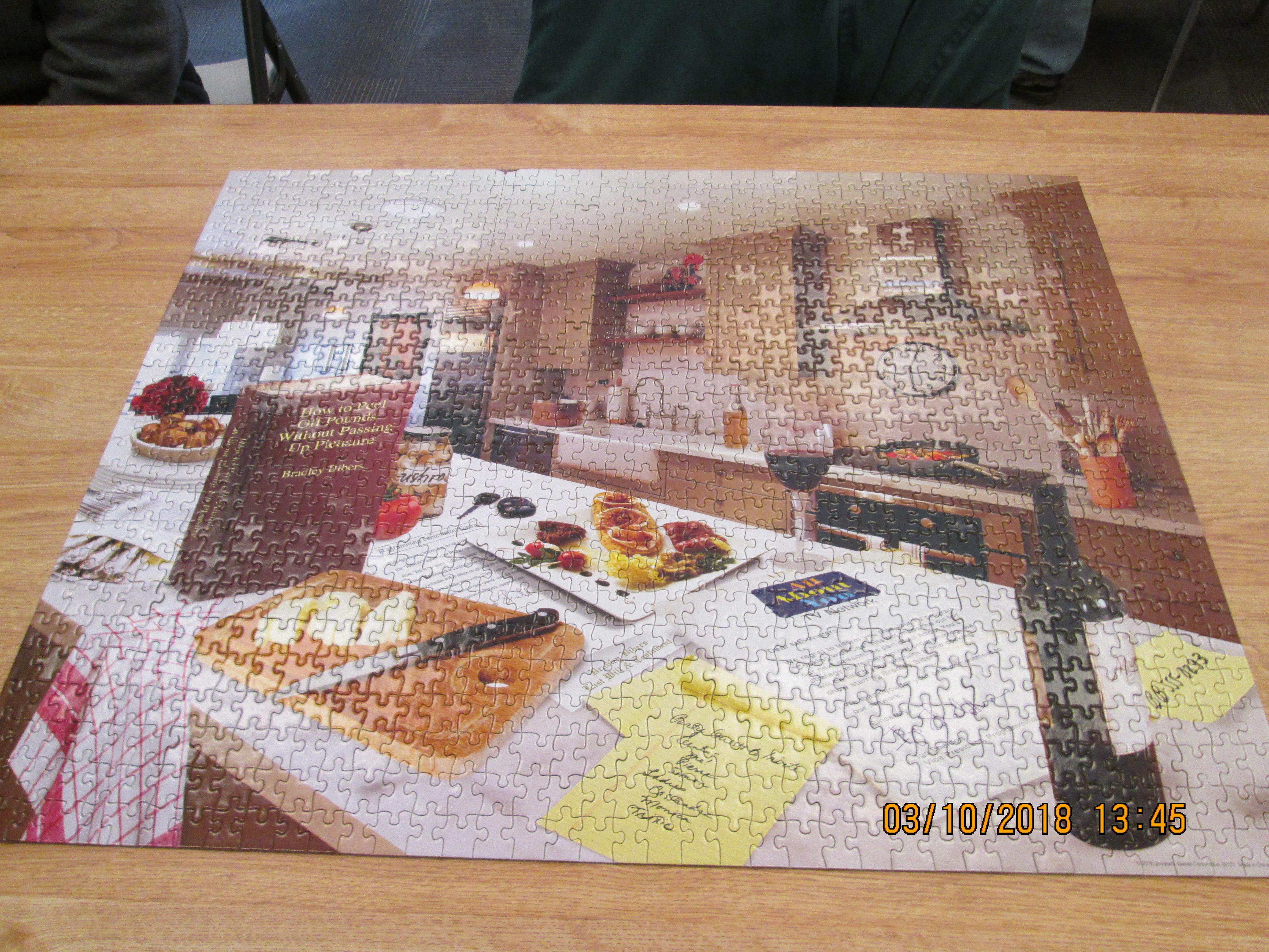 Puzzle Palooza VIII